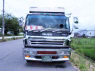 15tトラック 平ボディ(高床)