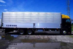 15tトラック ウィング(高床)